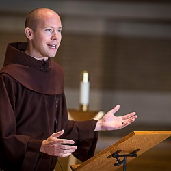 Franciscan, Thomas Merton, Father Daniel Horan