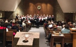 Christmas program, Christmas concert, Church of the Resurrection