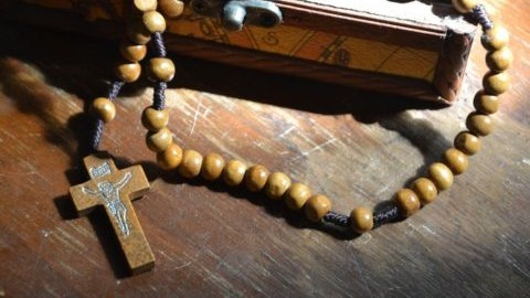 rosary, blog, pandemic, prayer