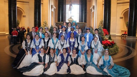 free concert, madrigals, marriotts ridge