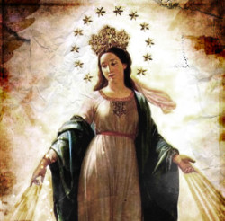 Blessed Mother, Bible, scripture