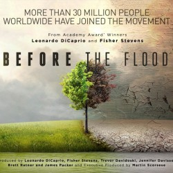 Before the Flood, environmental