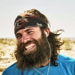 ultramarathoner, Adam Kimble